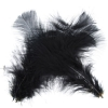 Marabou Feathers Bulk Black